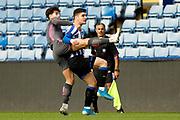 Leeds United defender Pascal Struijk (5)  during the U23 Professional Development League match between U23 Sheffield Wednesday and U23 Leeds United at Hillsborough, Sheffield, England on 3 February 2020.