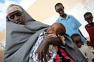 New arrivals, Dadaab, Kenya, August 23, 2011.