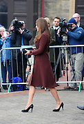05.MARCH.2013. GRIMSBY<br /> <br /> CATHERINE THE DUCHESS OF CAMBRIDGE VISITS THE NATIONAL FISHING HERITAGE CENTRE IN GRIMSBY AS PART OF HER VISIT TO THE AREA. <br /> <br /> BYLINE: EDBIMAGEARCHIVE.CO.UK<br /> <br /> *THIS IMAGE IS STRICTLY FOR UK NEWSPAPERS AND MAGAZINES ONLY*<br /> *FOR WORLD WIDE SALES AND WEB USE PLEASE CONTACT EDBIMAGEARCHIVE - 0208 954 5968*