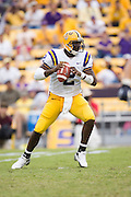 Baton Rouge, LA - SEPTEMBER 30:  JaMarcus Russell #2 of the LSU Tigers drops back to pass against the Mississippi State Bulldogs at Tiger Stadium on September 30, 2006 in Baton Rouge, Louisiana.  The Tigers defeated the Bulldogs 48 - 17.  (Photo by Wesley Hitt/Getty Images) *** Local Caption *** JaMarcus Russell