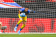 Francisco Casilla of Leeds United (13) during the EFL Sky Bet Championship match between Bristol City and Leeds United at Ashton Gate, Bristol, England on 4 August 2019.