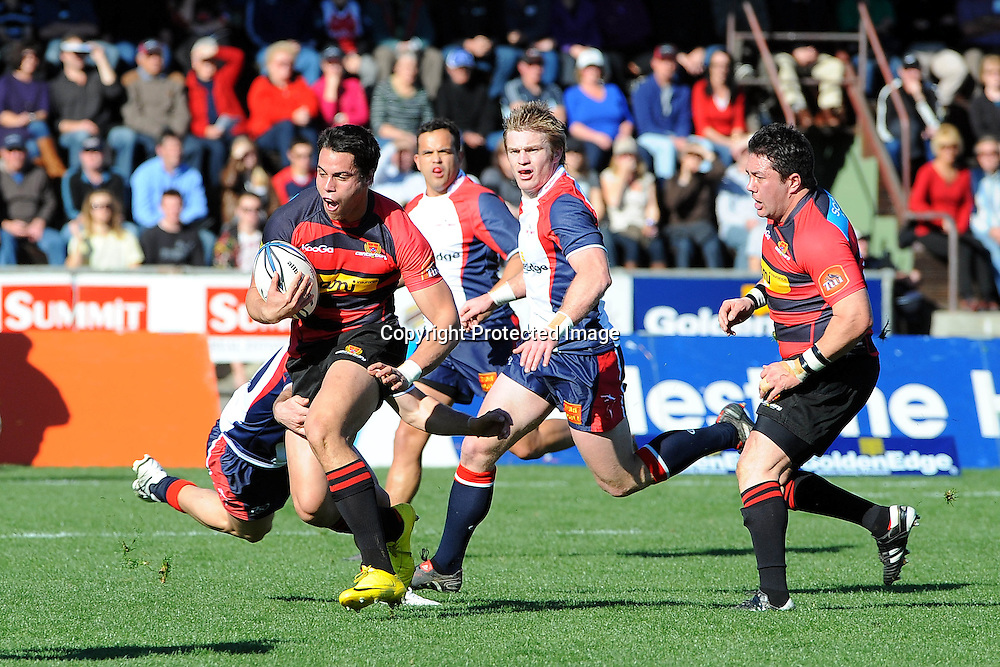 Canterbury`s Sean Maitland during their ITM Cup - Tasman vs Canterbury at Trafalgar Park, Nelson. Saturday 21 August 2010. Nelson, New Zealand. Photo: Chris Symes/PHOTOSPORT