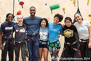 Kuumba & Rock Climbing