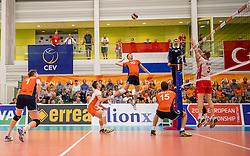 23-09-2016 NED: EK Kwalificatie Nederland - Oostenrijk, Koog aan de Zaan<br /> Nederland wint met 3-0 van Oostenrijk / Jeroen Rauwerdink #10