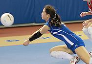 AHSAA Volleyball at the Birmingham CrossPlex. (Marvin Gentry)