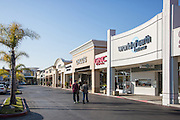 Shopping at 5 Points Plaza in Huntington Beach