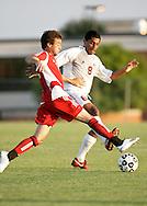 OC Men's Soccer vs Friends.August 30, 2007.0-0 Tie