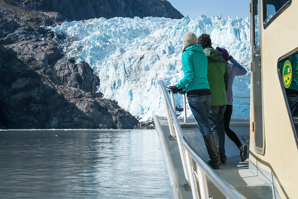 Day cruise company operating in Kenai Fjords National Park