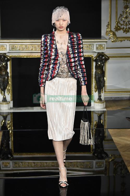 Giorgio Armani Prive Paris Haute Couture Summer 2019 Realtime Images