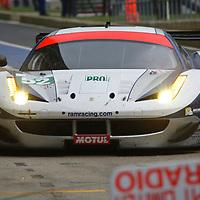 #52 Ferrari 458 Italia, Ram Racing (drivers: Parente, Griffin) GTE Pro, at Silverstone 6h, 2014