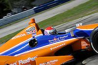 Charlie Kimball, INDYCAR Spring Training, Sebring International Raceway, Sebring, FL 03/05/12-03/09/12
