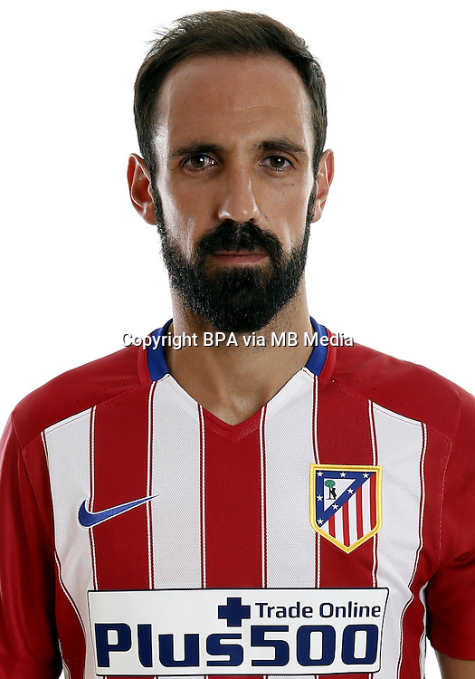 Spain - Liga BBVA 2015-2016 / <br /> ( Atletico de Madrid ) - <br /> Juan Francisco Torres Belen