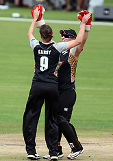 Invercargill-Cricket, Womens twenty20, NZ v Eng