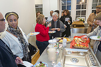 The Hyde Park Chamber of Commerce held its monthly Chamber Check-In Thursday evening, February 1st, 2018. The purpose of this monthly event is to bring together business members and community members to network, socialize and learn more about the Hyde Park Chamber of Commerce. Each month, the Check-In is hosted by a different chamber member. This month, the event was hosted by @properties at one of their properties for sale located at 4949 S. Ellis.<br /> <br /> Please 'Like' &quot;Spencer Bibbs Photography&quot; on Facebook.<br /> <br /> Please leave a review for Spencer Bibbs Photography on Yelp.<br /> <br /> All rights to this photo are owned by Spencer Bibbs of Spencer Bibbs Photography and may only be used in any way shape or form, whole or in part with written permission by the owner of the photo, Spencer Bibbs.<br /> <br /> For all of your photography needs, please contact Spencer Bibbs at 773-895-4744. I can also be reached in the following ways:<br /> <br /> Website &ndash; www.spbdigitalconcepts.photoshelter.com<br /> <br /> Text - Text &ldquo;Spencer Bibbs&rdquo; to 72727<br /> <br /> Email &ndash; spencerbibbsphotography@yahoo.com