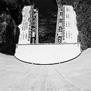 Hoover Dam.  Las Vegas, Nevada, USA