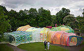 Serpentine Summer Pavilion 2015