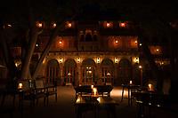 gajner palace hotel in bikaner rajasthan state in india