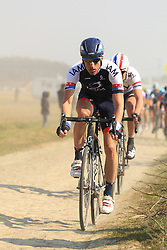 IAM cycling rider and Ian Stannard