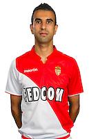 Mounir OBBADI - 10.09.2013 - Photo Officielle Monaco -<br /> Photo : Icon Sport