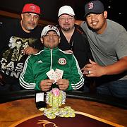 2014-04 Choctaw Spring Poker Classic CSPC