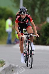 26.06.2015, Einhausen, GER, Deutsche Strassen Meisterschaften, im Bild Sarah Scharbach (RV Concordia Reute) // during the German Road Championships at Einhausen, Germany on 2015/06/26. EXPA Pictures &copy; 2015, PhotoCredit: EXPA/ Eibner-Pressefoto/ Bermel<br /> <br /> *****ATTENTION - OUT of GER*****