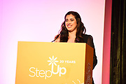 BEVERLY HILLS, CALIFORNIA - MAY 31: Lauren Jauregui at Step Up Inspiration Awards at the Beverly Wilshire Four Seasons Hotel on May 31, 2019 in Beverly Hills, California. (Photo by Araya Diaz)