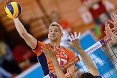 20150531 NED: CEV EK Kwalificatie Nederland - Spanje, Doetinchem