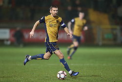 Gary O'Neil of Bristol City - Mandatory by-line: Matt McNulty/JMP - 17/01/2017 - FOOTBALL - Highbury Stadium - Fleetwood,  - Fleetwood Town v Bristol City - Emirates FA Cup Third Round Replay