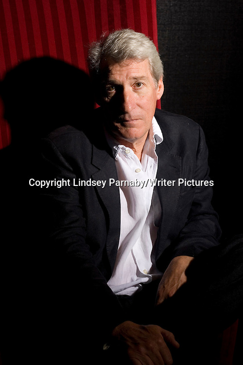 Jeremy Paxman, British Television newsreader and broadcaster