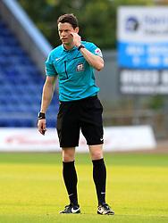 Referee Mr Darren England - Mandatory by-line: Matt McNulty/JMP - 19/07/2016 - FOOTBALL - One Call Stadium - Mansfield, England - Mansfield Town v Hull City - Pre-season friendly