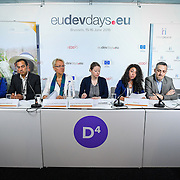 20160616 - Brussels , Belgium - 2016 June 16th - European Development Days - Promoting young people as peacebuilders © European Union