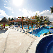 Excellence Playa Mujeres Resort at Playa Mujeres, north of Cancun, Quintana Roo, Mexico