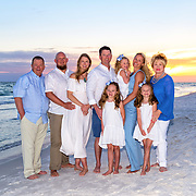 Richards Family Beach Photos
