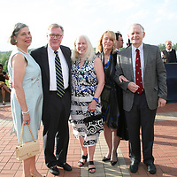 Jane Gleason, Ted Atwood, Jessica Holzer, Rita and Joe Carpenter