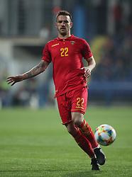 Montenegro's Marko Simic