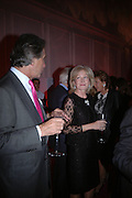 ARNAUD BAMBERGER and Lady Annunciata Asquith. Cartier party to celebrate the Blooming of a precious jewel. the Orangery. Kensington Palace. London.  25 October 2005. October 2005. ONE TIME USE ONLY - DO NOT ARCHIVE © Copyright Photograph by Dafydd Jones 66 Stockwell Park Rd. London SW9 0DA Tel 020 7733 0108 www.dafjones.com