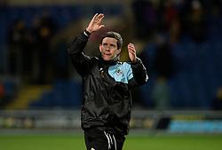 Bristol Rovers Manager Darrell Clarke - Mandatory byline: Alex James/JMP - 17/01/2016 - FOOTBALL - The Kassam Stadium - Oxford, England - Oxford United v Bristol Rovers - Sky Bet League Two