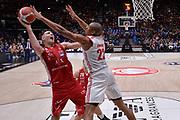 Scola Luis<br /> A|X Armani Exchange Olimpia Milano - Grissin Bon Reggio Emilia<br /> Basket Serie A LBA 2019/2020<br /> Milano 01 December 2019<br /> Foto Mattia Ozbot / Ciamillo-Castoria