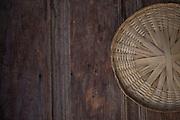 Belo Horizonte_MG, Brasil.<br /> <br /> Detalhes de balaios.<br /> <br /> Bamboo baskets.<br /> <br /> Foto: JOAO MARCOS ROSA/NITRO