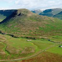 Skálá séð til suðausturs, Sveitarfélagið Skagafjörður áður  Fellshreppur /  Skala viewing southeast, Sveitarfelagid Skagafjordur former Fellshreppur.