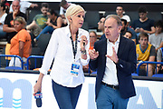 Petrucci<br /> Nazionale Italiana Maschile Senior - Trentino Basket Cup 2017<br /> Italia - Paesi Bassi / Italy - Netherlands<br /> FIP 2017<br /> Trento, 30/07/2017<br /> Foto Agenzia Ciamillo-Castoria