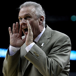 Mar 24, 2011; New Orleans, LA; Wisconsin Badgers head coach Bo Ryan against the Butler Bulldogs during the first half of the semifinals of the southeast regional of the 2011 NCAA men's basketball tournament at New Orleans Arena.  Mandatory Credit: Derick E. Hingle