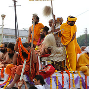 HOLY BATHING KUMBHMELA