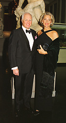 MR & MRS WINSTON CHURCHILL at a ball in London on 12th March 1999.MPH 52