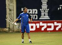 Fotball<br /> Tyskland<br /> Foto: Witters/Digitalsport<br /> NORWAY ONLY<br /> <br /> 13.09.2009<br /> <br /> Trainer Lothar Matthaeus / Matthäus<br /> Fussball Israel Maccabi Netanja