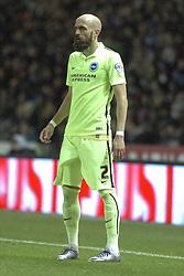 Bruno Saltor Brighton & Hove Albion, Derby County v Brighton &Hove Albion, IPro Stadium, Sky Bet Championship,  Saturday 12th December 2015