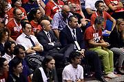 DESCRIZIONE : Campionato 2013/14 Finale Gara 7 Olimpia EA7 Emporio Armani Milano - Montepaschi Mens Sana Siena Scudetto<br /> GIOCATORE : Bocconcelli<br /> CATEGORIA : Tifosi VIP<br /> SQUADRA : Olimpia EA7 Emporio Armani Milano<br /> EVENTO : LegaBasket Serie A Beko Playoff 2013/2014<br /> GARA : Olimpia EA7 Emporio Armani Milano - Montepaschi Mens Sana Siena<br /> DATA : 27/06/2014<br /> SPORT : Pallacanestro <br /> AUTORE : Agenzia Ciamillo-Castoria /GiulioCiamillo<br /> Galleria : LegaBasket Serie A Beko Playoff 2013/2014<br /> FOTONOTIZIA : Campionato 2013/14 Finale GARA 7 Olimpia EA7 Emporio Armani Milano - Montepaschi Mens Sana Siena<br /> Predefinita :