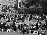 Flea market, Villeneuve les Avignon. France, 10 June 2018