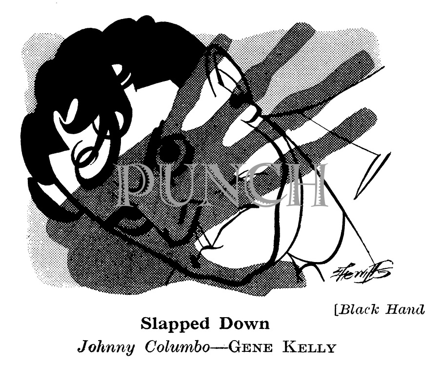 Black Hand : Gene Kelly