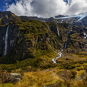 Mount Aspiring National Park, New Zealand